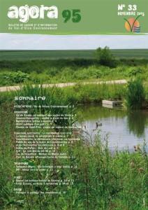 couverture du magazine agora 95 numéro 33 novembre 2015